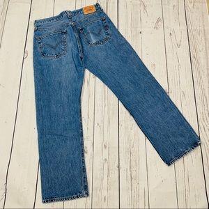 Levi's Jeans - Men's 501 Levi's Button Fly Jeans